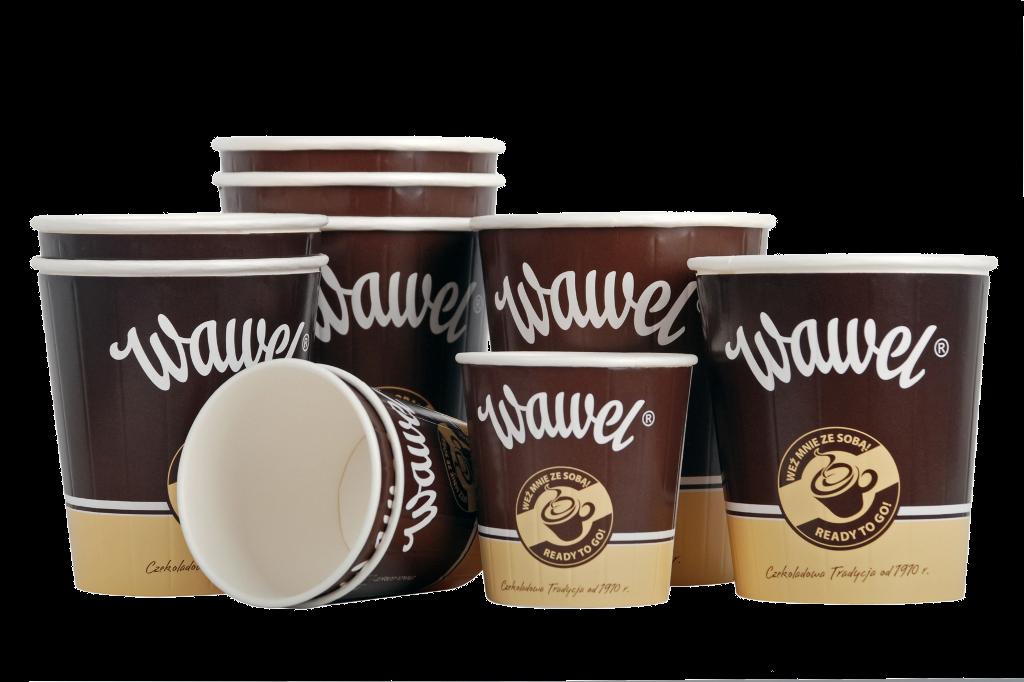 Kubki papierowe do restauracji, fast foodów, kawiarni, barów