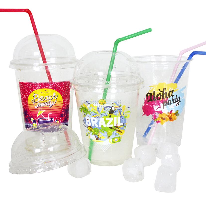 Kubki plastikowe z nadrukiem indywidualnym